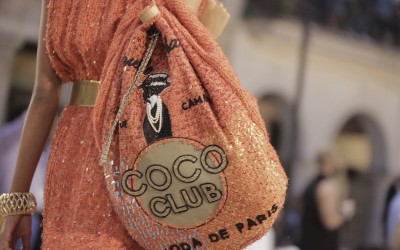 Runway Report: CHANEL 2016/2017 Cruise Collection Accessories