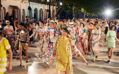 Runway Report: CHANEL 2016/2017 Cruise Collection
